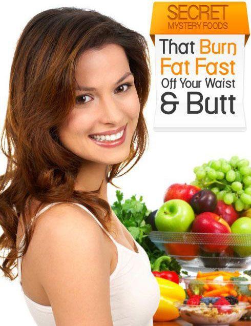 Secret Mystery Foods ThatBurn Fat Fast Off Your Waist – Medi Idea