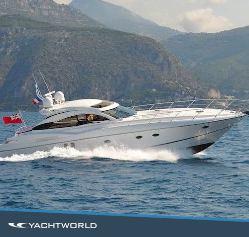 The Sunseeker Predator 61 is breathtaking in every sense of the word.