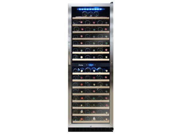 Vinotemp 155 Bottle 24 Built In Dual Zone Wine Cooler A Prized Collection Deserves Dependable And