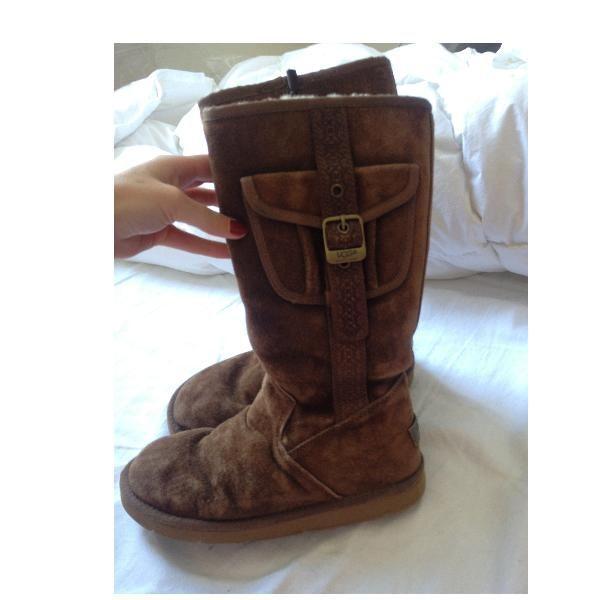 ¶¶¶ Tip: Ugg Boots (Dark Brown) #Cyber_Monday #Price_Drop