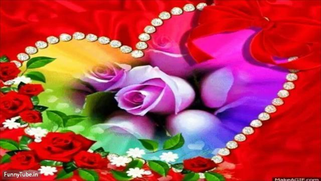 Om Trambakyam Happy Monday Morning Whatsapp Status Good Morning Video Beautiful Gif Love Gif Beautiful Roses