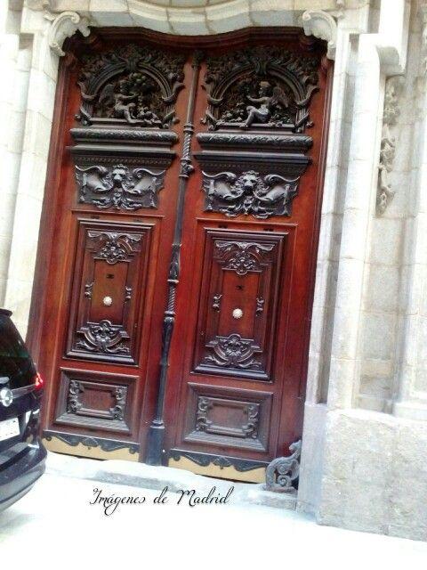 Puerta principal ant.Palacio de Santoña (Cámara de Comercio)