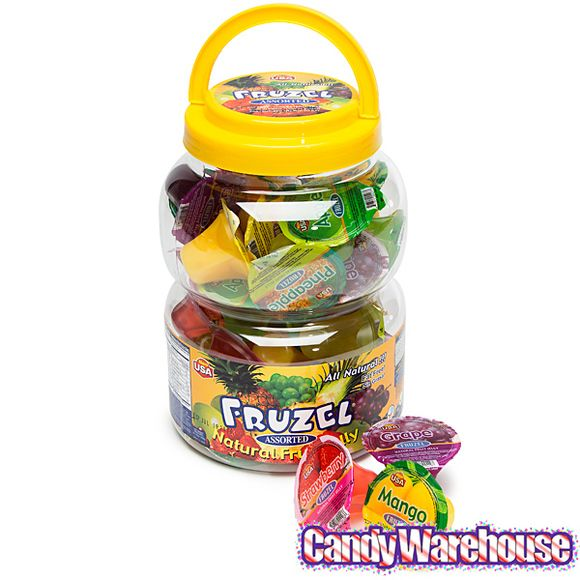 Just+found+Fruzel+Assorted+Natural+Fruit+Jelly+Candy+Cups:+36-Piece+Jar+@CandyWarehouse,+Thanks+for+the+#CandyAssist!