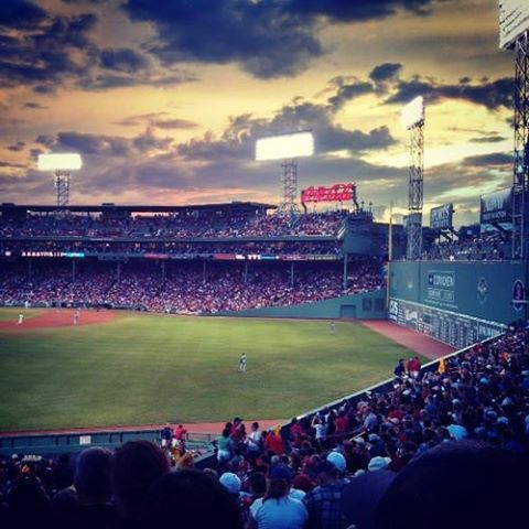 Red Sox Game - Fenway