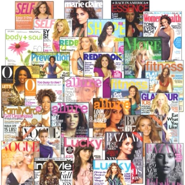 Beauty editors love Rodan + Fields. A sample of the magazines we have been in recently! www.dbirmingham.myrandf.com