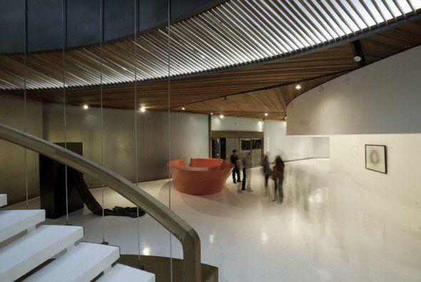 Conoce las Galerías del Polyforum Siqueiros - Noticias de Arquitectura - Buscador de Arquitectura