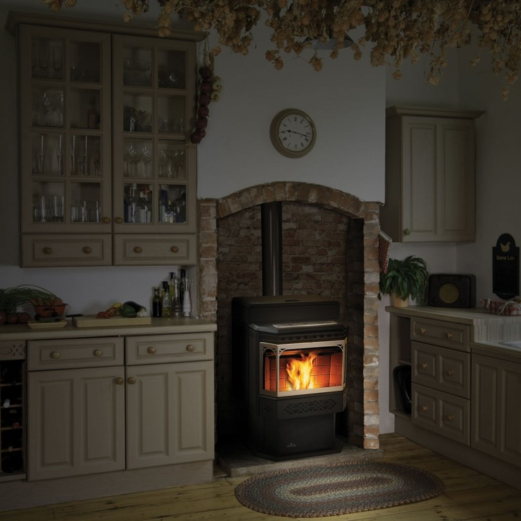 1000 Images About Pellet Stove On Pinterest