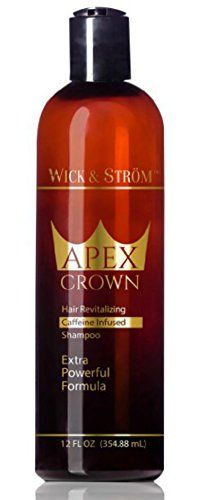 Premium Anti Hair Loss Shampoo Wick  Strm NO Minoxidil Caffeine Biotin Saw Palmetto Aloe Leaf Ketoconazole Formulated to Stimulate Hair Growth for Men  Women BIGGER 12oz >>> Check out this great product.Note:It is affiliate link to Amazon.