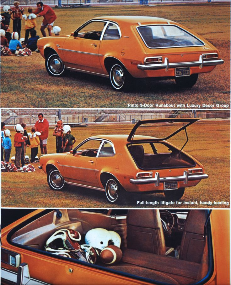 we had a pinto in every color throughout my childhood. would duck my head when my mom would take me to school lol!!!