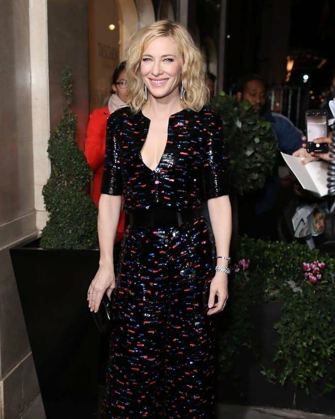 Pin By Ellen Carlson On She S Otherworldly Cate Blanchett Catherine Elise Blanchett Fashion Women