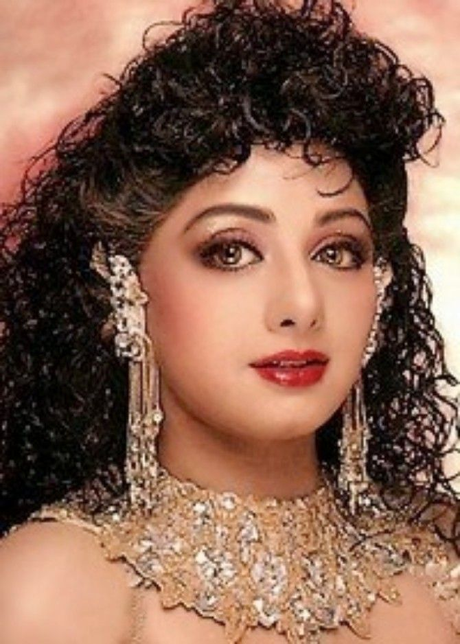 Sridevi- Birth anniversary of the First Female Superstar 7