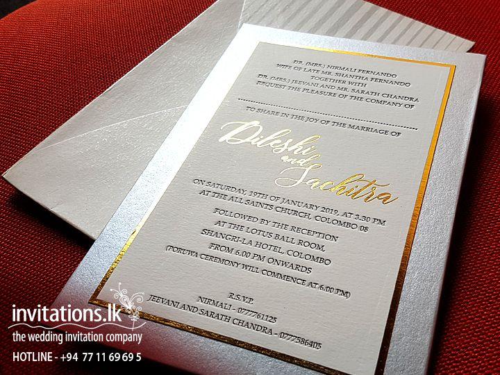 Wedding Invitations Cards Sri Lanka Wedding Invitations Wedding Invitation Cards Wedding Invitation Wording