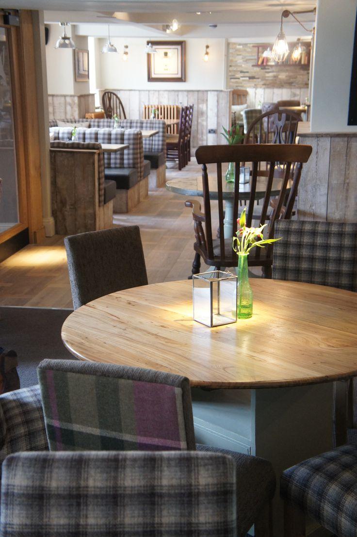 Higher Buck, Waddington - Pub Interiors/ Gastro pub - Sacha Interiors