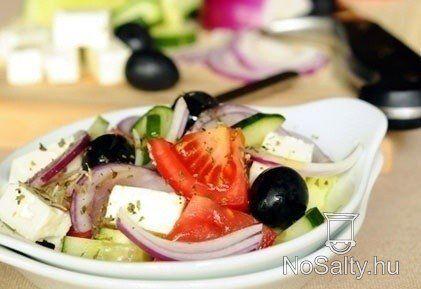 Görög saláta http://www.nosalty.hu/recept/gorog-salata