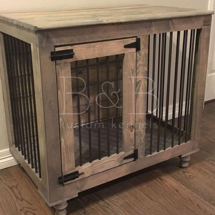 indoor dog crate