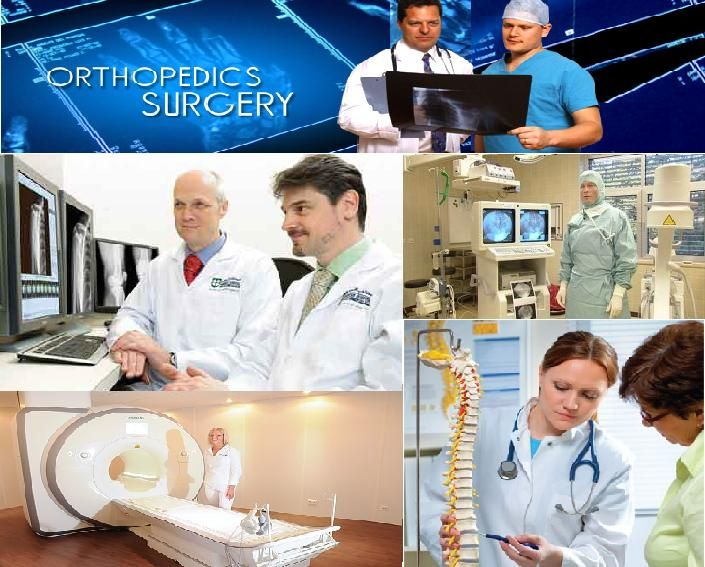 Germany has most place among top medical centers and orthopaedic surgery hospitals of the world who specialize in orthopaedic surgery.