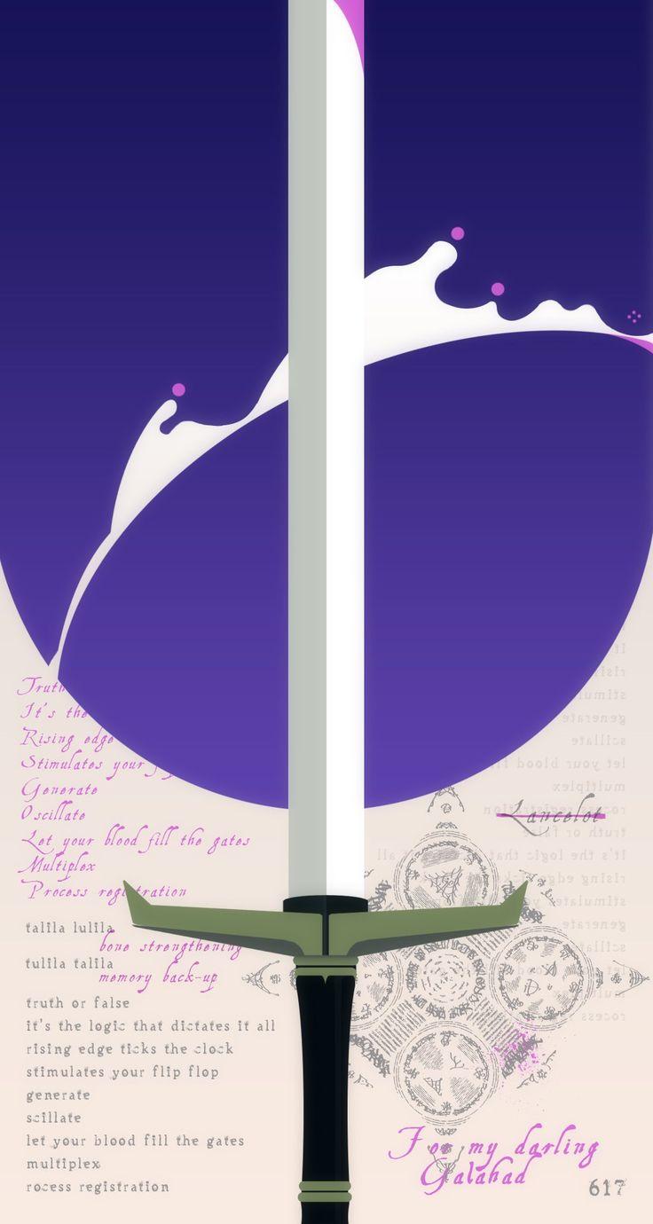 Ga1ahad's sword