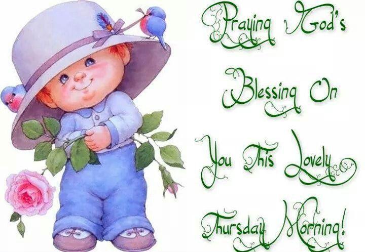 Image result for thursday morning blessings