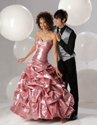 My prom dress was very close this this :-o