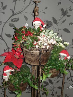 TAIKSI: Joulukukka joulukuusen tilalle