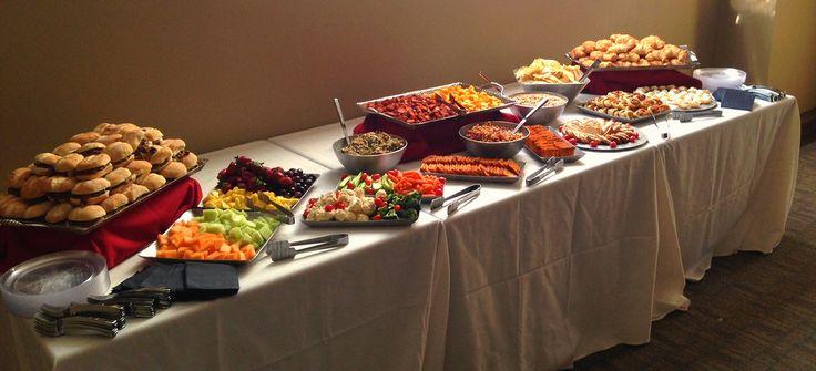 Best 25 Buffet set up ideas on Pinterest