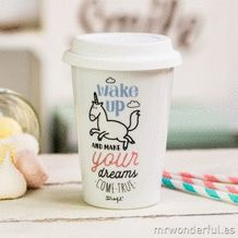 Mug Wake up - Twicy Store