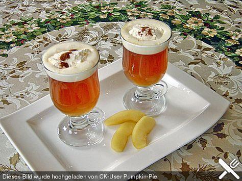 Normannischer Apfelpunsch, ein schönes Rezept aus der Kategorie Kaffee, Tee & Kakao. Bewertungen: 7. Durchschnitt: Ø 4,3.