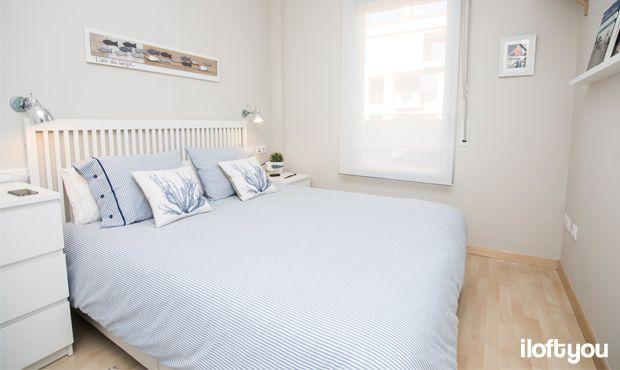 #proyectopalamos #iloftyou #interiordesign #ikea #palamos #costabrava #lowcost #malm #maisonsdumonde #ribba #enje #bardu #bedroom
