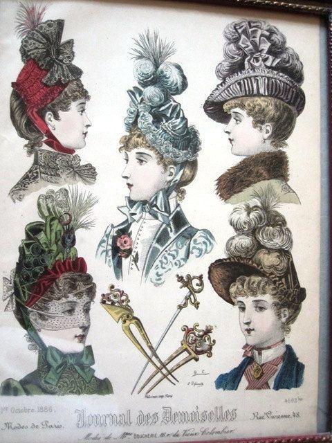 1886's hats