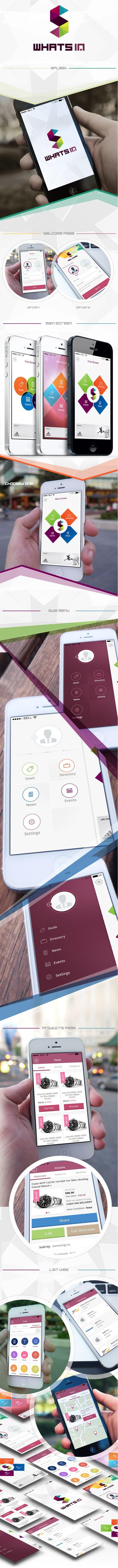 Amazing Mobile App UI Designs with Ultimate User Experience - 41 #uidesign #uxdesign #mobileappui #UIUX