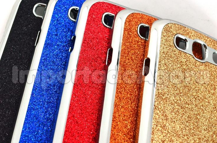 Capa Rígida - Glitter Samsung Galaxy S3 i9300 - Para mais informações clique na imagem!