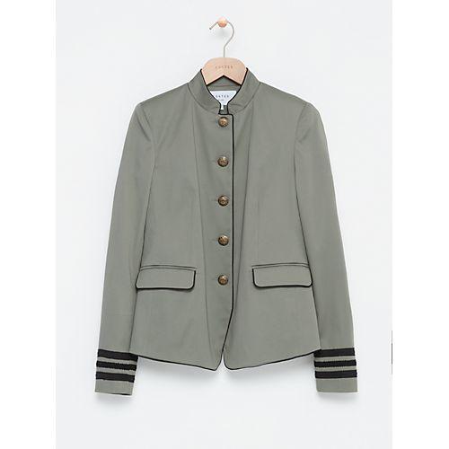 Jasje, Satin Utility Jacket - Costes
