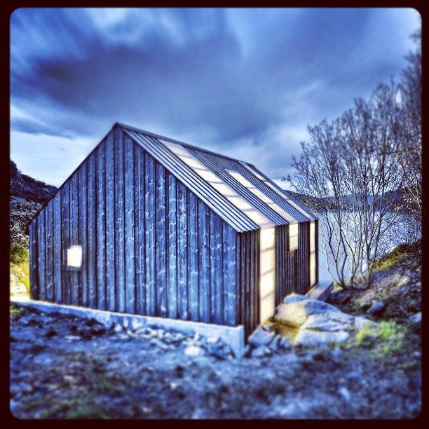"TYIN tegnestue architects, ""Naust paa Aure"", Norway 2011.  Sustainable renovation. Boundaries 5: Architecture and Recycling http://bookstore.boundaries.it"