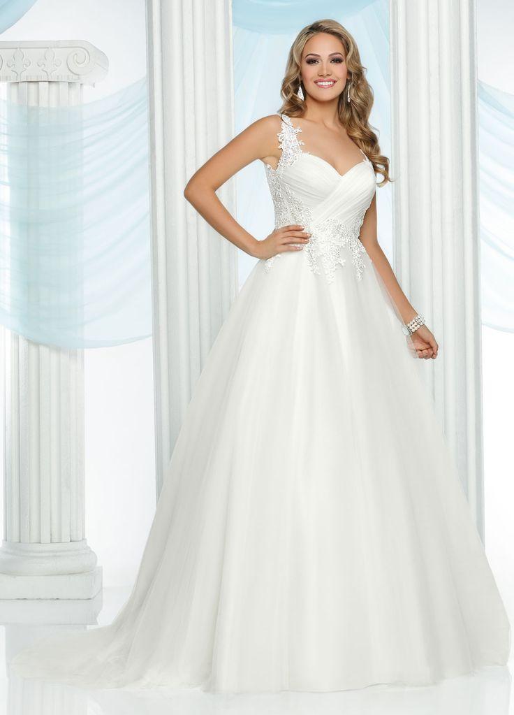 DaVinci Wedding Dresses Style #50416