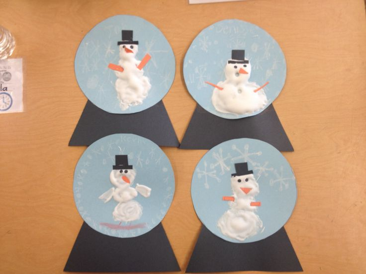 136 best snowman crafts and activities images on pinterest for Winter crafts for preschoolers