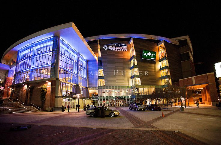 Charlotte NC - Time Warner Cable Arena in uptown #TimeToSee