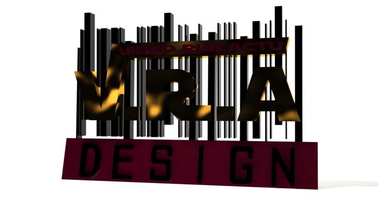 Logo V.RA Design