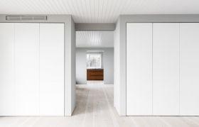 Frederiksberg Snedkeri - garderobeskabe - walk-in closet