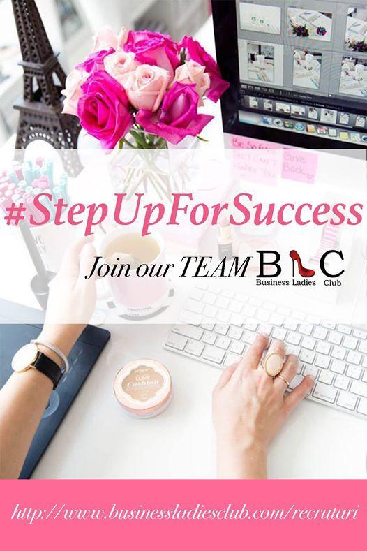 Voluntariatul: rețeta de succes din studenție. Definește-te prin BLC!  Ai completat deja formularul de înscriere?  Join us: http://bit.ly/2dzAbFp  #StepUpForSuccess #JoinUS #TeamBLC