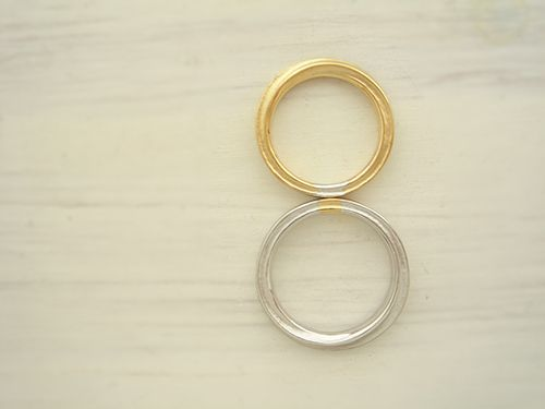 ZORRO Order Collection - Marriage Rings - 107-2