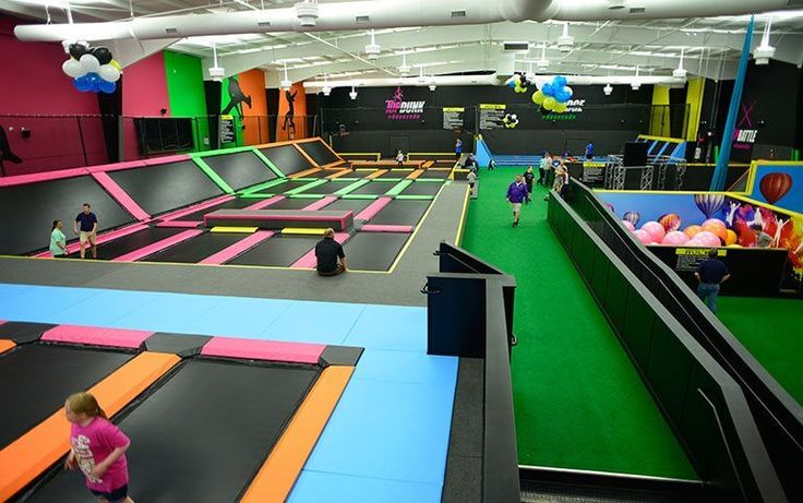 TopJump is not just your traditional trampoline park, they also have other attractions including an arcade and sweet shop for candy lovers.