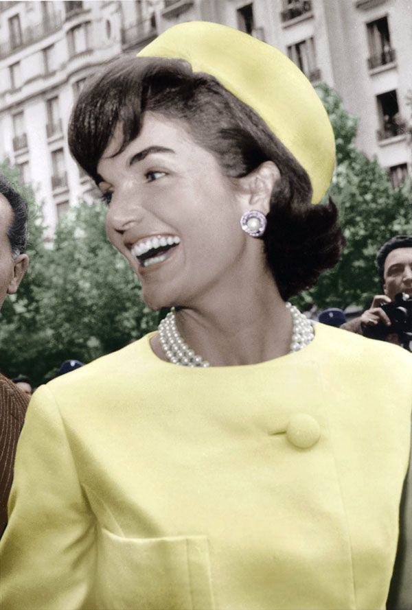 Style Icon of the Month: Jackie O. | Knick Knacker