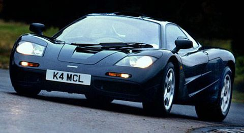 McLaren F1: 240 mph, 0-60 in 3.2 secs. BMW S70/2 60 Degree V12 Engine with 627 hp, base price is $970,000.