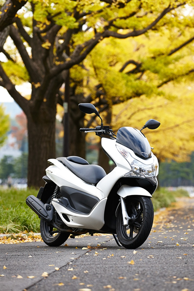 Honda pcx150 2014 not a sport motorcycle and not suitable to be placed in this board sorry but this is still my wishlist motorcycle