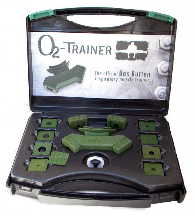 Bas Rutten O2 Trainer | DudeIWantThat.com