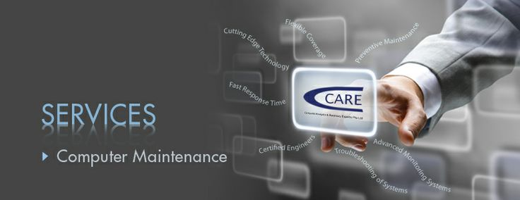 CARE provide quality IT & server maintenance services in Singapore, for affordable IT & Server Maintenance services contact us today.
