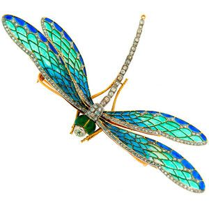 Tiffany & Co art nouveau butterfly   .COM Jewelry & Watches - Tiffany & Co. Schlumberger - TIFFANY & CO ...