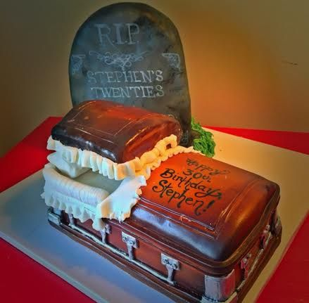 Coffin Cakes Gallery
