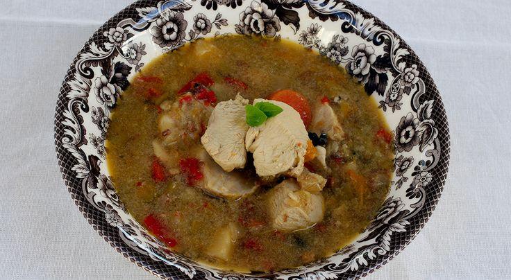5:2 fast diet recipe for Chicken & Bacon Casserole