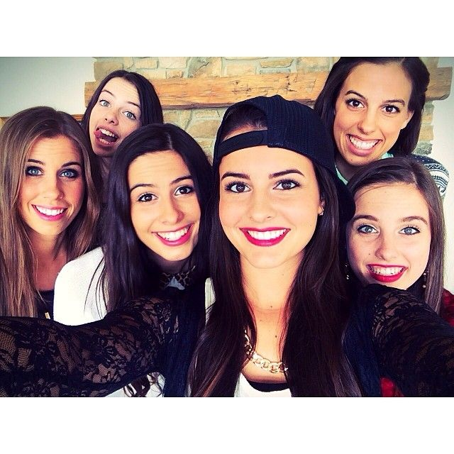 I just luv cimerelli they r amazing they never cuss most of the time they r pretty modest and they r hilarious  and can joke around but when they need to they can also be very serious!!!!!<3 I really look up to them